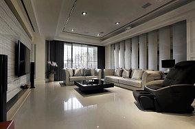 现代四居室室内设计装修图片