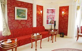 热门欧式四居装修设计效果图片欣赏
