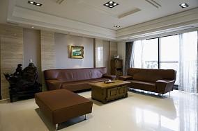 美式风格四居室装修