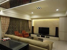 现代四室两厅设计欣赏