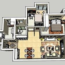 隽泷湾5栋2008房
