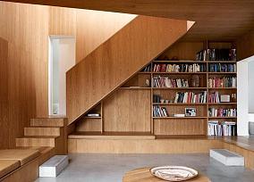 日式高档豪华木结构别墅图片