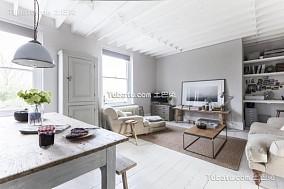2018简约公寓装修设计效果图片欣赏