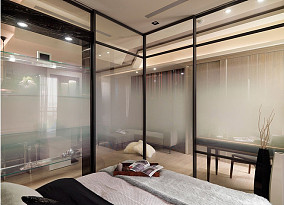 精美现代一居装修图片欣赏