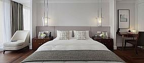 复式卧室简约效果图片