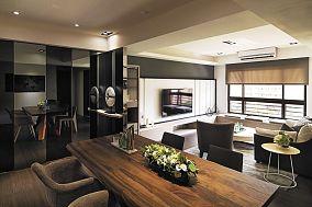 宜家风格两居室家居装饰案例