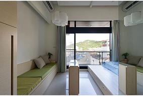巧妙简约单身公寓设计