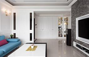 北欧风格三居家装设计效果图