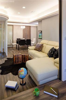 时尚现代客厅设计装修