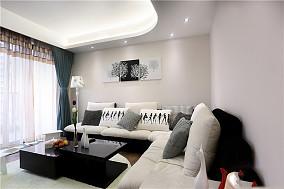 简约时尚设计三居室欣赏