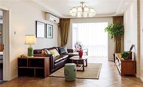 宜家风格两居室家装设计效果图