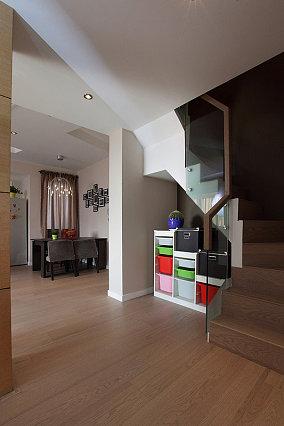 美式家装设计复式欣赏