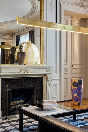 法式豪华三居室设计