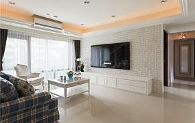 法式设计130平米四居室大全