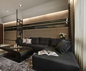 日式设计客厅大全