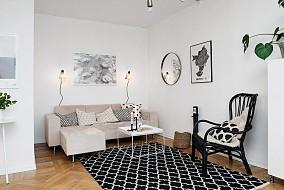 瑞典现代简约公寓设计