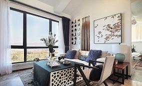 中式装修三居室欣赏大全