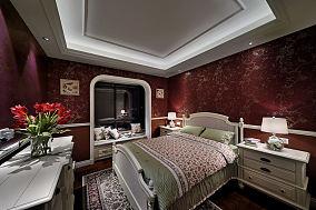 美式装修三室两厅大全