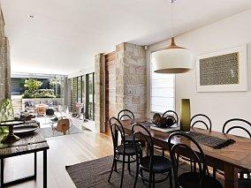 经典美式三居室设计