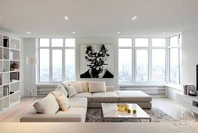 极简主义二居室设计