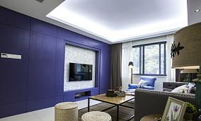 简约风格两室一厅装饰设计图片