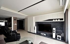 素雅简约二居室设计