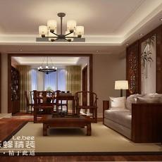 水木丹华董先生雅居-新中式风格