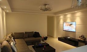 精致简约家居装修二居室设计