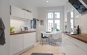 简约现代小户型室内设计图片