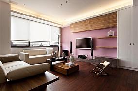 简约现代家居设计二居室欣赏