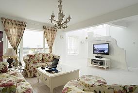 简约复式家装设计室内效果图片