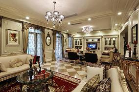 古典欧式豪华别墅装潢大全