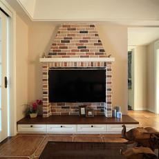 美式家居公寓设计室内装修图片