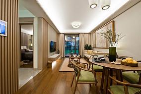 日式木质三居设计