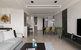 简约现代三居设计