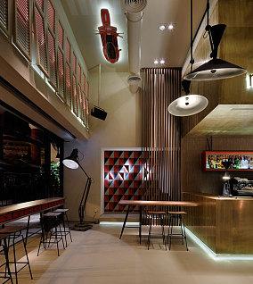 LOFT风格咖啡厅