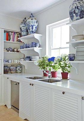 精美133平米东南亚别墅厨房装饰图片