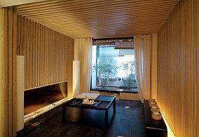 简调的日式风格家装效果图