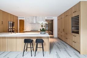 简欧式风格厨房设计图片