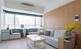简欧风格家装沙发背景墙效果图