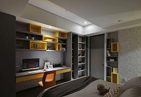 混搭小户型家装卧室效果图