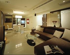 温馨一居室家装效果图