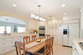 清新居家厨房设计图