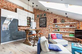 40平米一居室家装客厅图