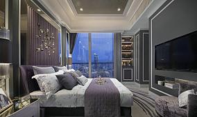 古典别墅卧室效果图