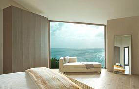观海式窗户效果图