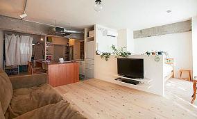 日式公寓家装多金国际