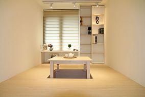 混搭风格四居室设计效果图