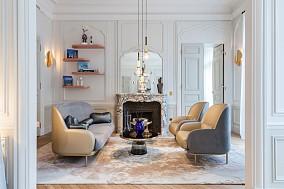 欧式一居室设计装修图