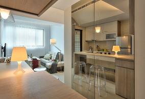 美式现代一居设计